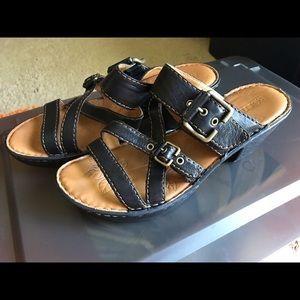 Born handmade leather shoes